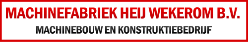 Machinefabriek heij logo